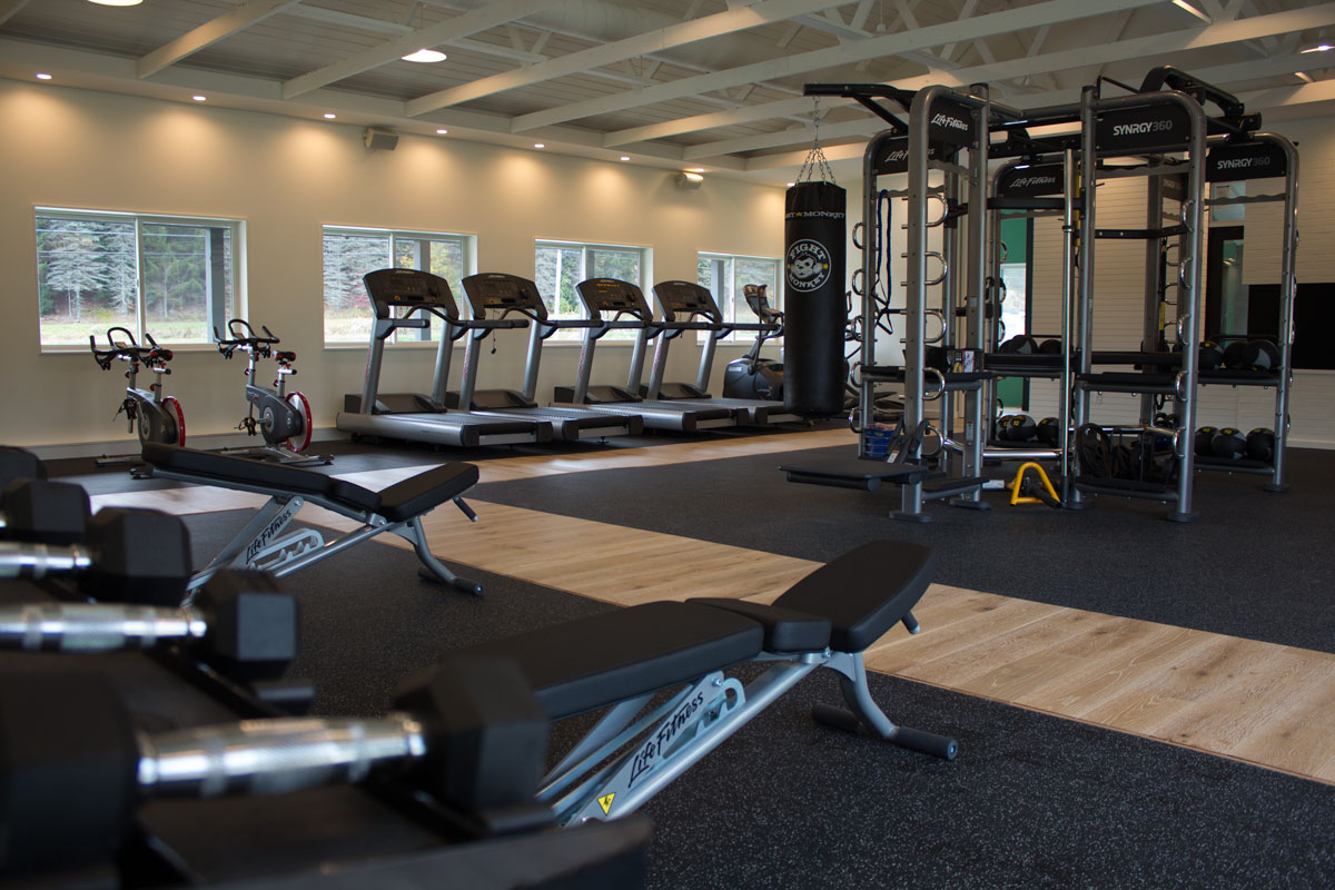 The Grand Fitness Mondial